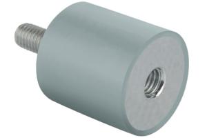 K1321 Виброизоляторы цилиндрические, нержавеющая сталь
