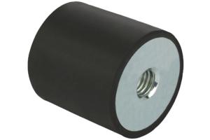 K0569 Виброизоляторы резинометаллические, внутренняя резьба