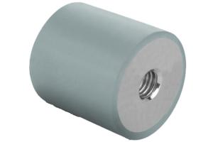 K1320 Виброизоляторы со внутренней резьбой, нержавеющая сталь