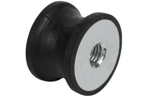 K0570 Виброизоляторы резинометаллические с сужением